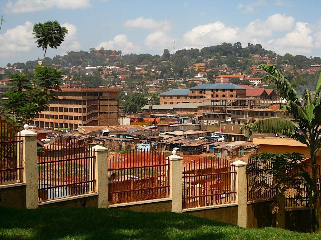kampala hills