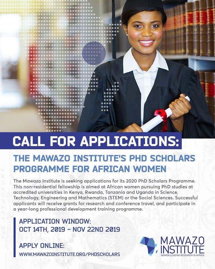 mawazo phd
